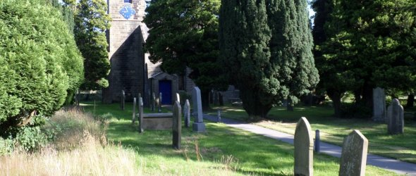 Holy Trinity Church, Dacre Banks